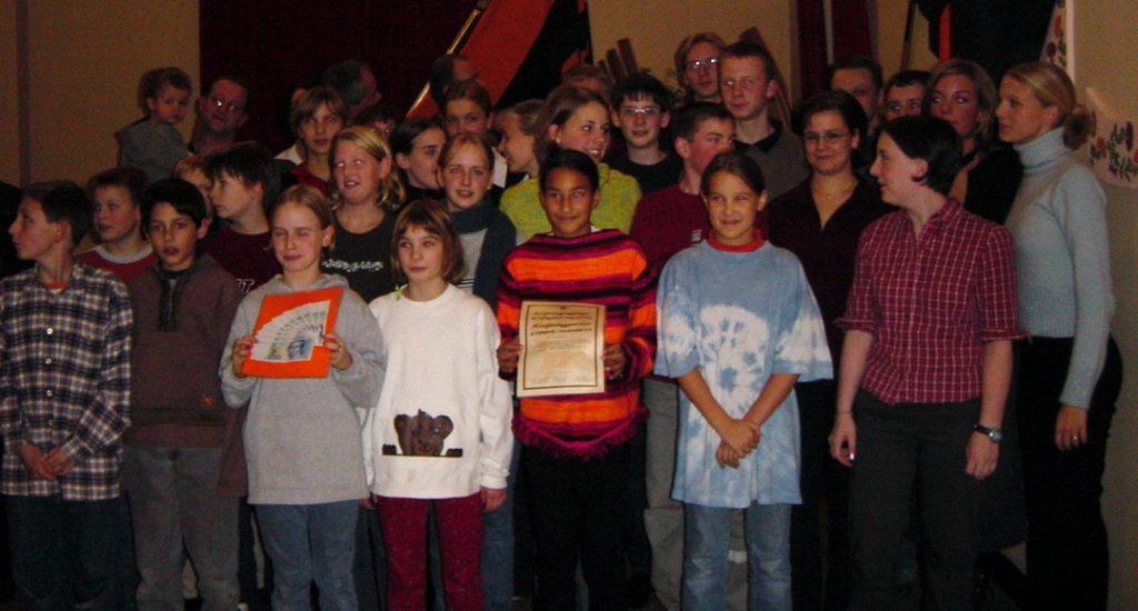 Kolpingpreisträger 2001