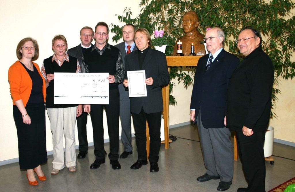 Kolpingpreisträger 2006