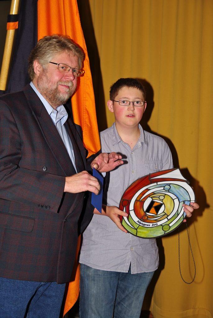 Kolpingpreisträger 2012