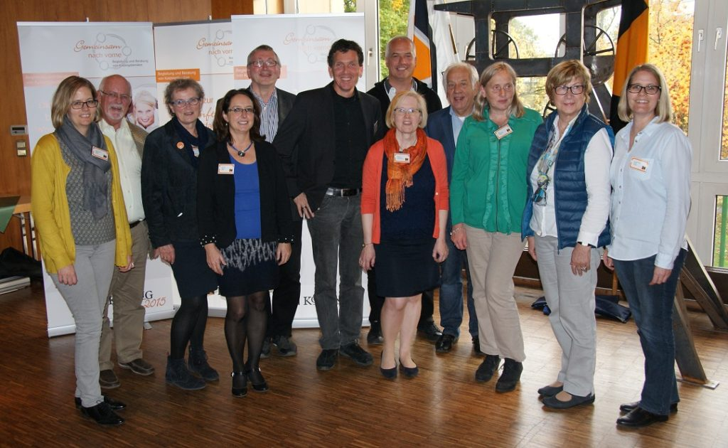Vorstand Kolpingwerk Diözesanverband Essen Diözesanversammlung 2015